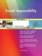 Social responsibility Third Edition