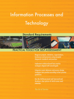 Information Processes and Technology Standard Requirements