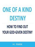 One Of A Kind Destiny