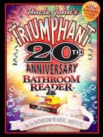 Uncle John's Triumphant 20th Anniversary Bathroom Reader
