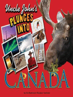 Uncle John's Plunges into Canada