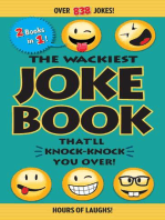 The Wackiest Joke Book That'll Knock-Knock You Over!