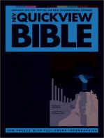 NIV, QuickView Bible, eBook