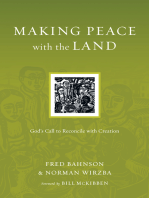 Making Peace with the Land