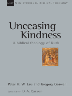 Unceasing Kindness