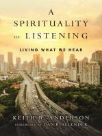 A Spirituality of Listening