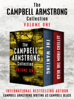 The Campbell Armstrong Collection Volume One
