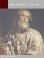 The Ancient Catholic Church