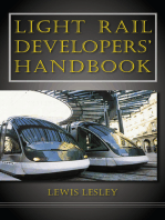 Light Rail Developers' Handbook