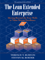 The Lean Extended Enterprise: Moving Beyond the Four Walls to Value Stream Excellence