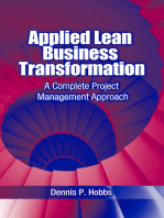 Applied Lean Business Transformation