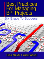 Best Practices for Managing BPI Projects