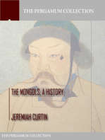 The Mongols, a History