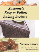 Suzanne's Easy to Follow Baking Recipes