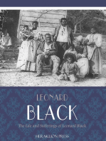 The Life and Sufferings of Leonard Black