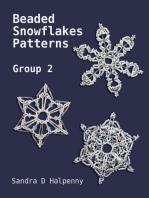 Beaded Snowflake Patterns - Group 2