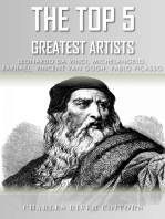 The Top 5 Greatest Artists