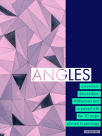 Angles: Ascendant, Descendant, Midheaven, and IC Paired with the 10 Major Planets