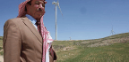 In Rural Jordan, Pulling Power From The Wind To Make Change On The Ground