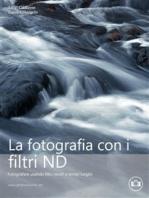 Fotografia con i filtri ND