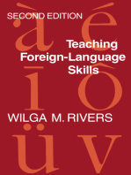 Teaching Foreign Language Skills Rev Ed