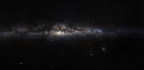 Scientists Release Most Detailed Star Chart Of The Milky Way