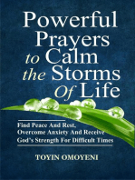 Powerful Prayers To Calm The Storms Of Life
