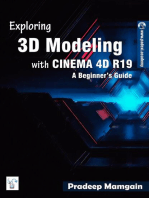 Exploring 3D Modeling with CINEMA 4D R19: A Beginner's Guide