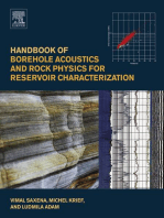 Handbook of Borehole Acoustics and Rock Physics for Reservoir Characterization
