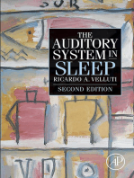 The Auditory System in Sleep