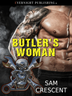 Butler's Woman