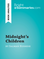 Midnight's Children by Salman Rushdie (Book Analysis)