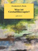 Was ist Gestalttherapie?