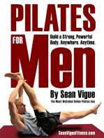 Pilates for Men: Build a Strong, Powerful Core and Body from Beginner to Advanced