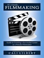 It's Simply Filmmaking