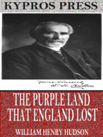 The Purple Land That England Lost