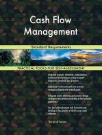 Cash Flow Management Standard Requirements