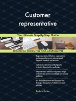 Customer representative The Ultimate Step-By-Step Guide
