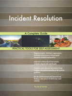 Incident Resolution A Complete Guide