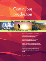 Continuous production The Ultimate Step-By-Step Guide