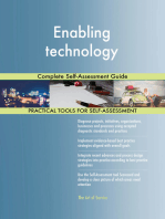 Enabling technology Complete Self-Assessment Guide
