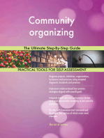 Community organizing The Ultimate Step-By-Step Guide