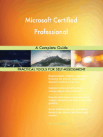 Microsoft Certified Professional A Complete Guide