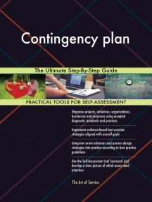 Contingency plan The Ultimate Step-By-Step Guide