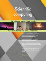 Scientific computing The Ultimate Step-By-Step Guide