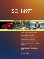 ISO 14971 Standard Requirements
