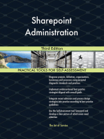 Sharepoint Administration Third Edition