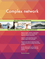 Complex network Standard Requirements