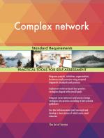 Complex network Standard Requirements