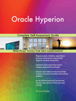Oracle Hyperion Complete Self-Assessment Guide